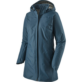 Patagonia Torrentshell 3L City Coat Women stone blue